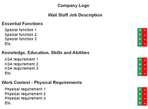 Sample CV resume by job title - The PD Cafe